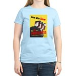 Say No to Prostitutes Women's Light T-Shirt