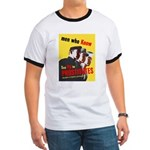 Say No to Prostitutes (Front) Ringer T