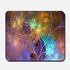 Dream Fantasy Garden Mousepad