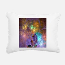 Dream Fantasy Garden Rectangular Canvas Pillow