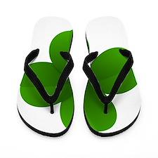 Shamrock Flip Flops