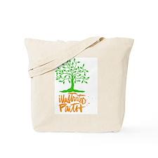 Illustrated Faith Tote Bag