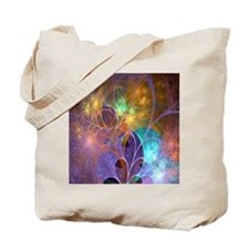 Dream Fantasy Garden Tote Bag