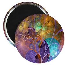Dream Fantasy Garden Magnets