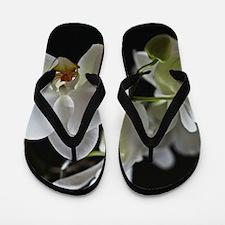 Cool Orchids Flip Flops