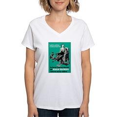 Stop Syphilis VD Shirt