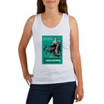 Stop Syphilis VD Women's Tank Top