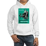 Stop Syphilis VD Hooded Sweatshirt