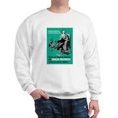 Stop Syphilis VD (Front) Sweatshirt