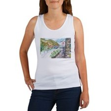 I Love St Barth Women's Tank Top