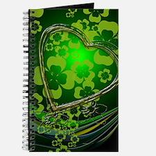 Heart And Shamrocks Journal