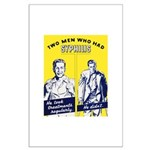 Stop Syphilis Venereal Disease Large Poster