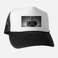 Vintage camera, hasselblad, nikon, Trucker Hat