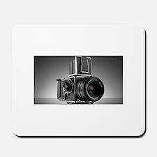 Vintage camera, hasselblad, nikon, Mousepad