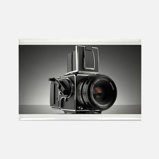 Vintage camera, hasselblad, nikon, Magnets