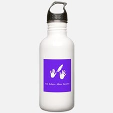 Ask Believe Allow Receive Gifts 2 Water Bottle