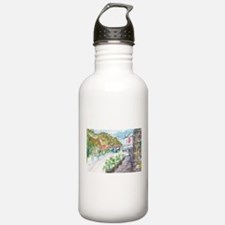 I Love St Barth Water Bottle