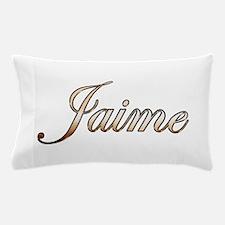 Gold Jaime Pillow Case