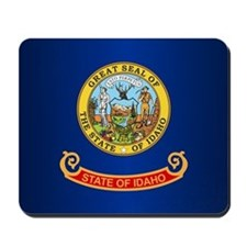 Idaho Flag Mousepad