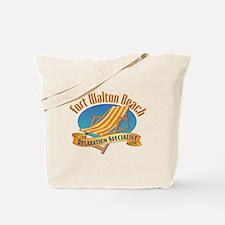 Fort Walton Beach - Tote Bag