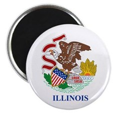 Illinois (F15) Magnet