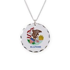 Illinois (F15) Necklace