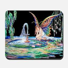 Tsanya Fountain of Love Mousepad
