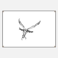 Cute Falconry Banner