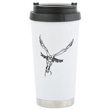 Cute Falconry Travel Mug
