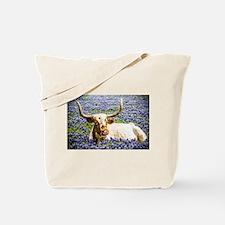 Unique Texas longhorn Tote Bag