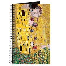Klimt The Kiss Lovers Journal
