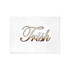 Gold Trish 5'x7'Area Rug