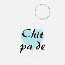 I love burma Keychains