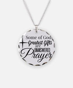 Cool Prayer Necklace