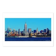 Deep Color New York Postcards (Package Of 8)