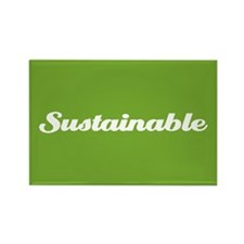 Sustainable Rectangle Magnet (10 pack)