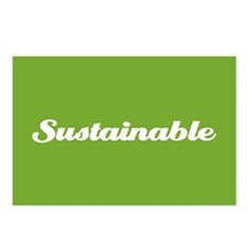 Sustainable Postcards (Package of 8)