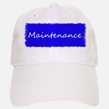 Maintenance man Baseball Baseball Cap