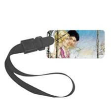 Florence Mary Anderson Illustration Luggage Tag