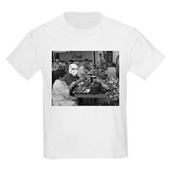 Captain Mercury at'da Crab Berl Kids T-Shirt