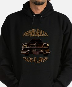 Psychobilly Rules Hotrod Hoody