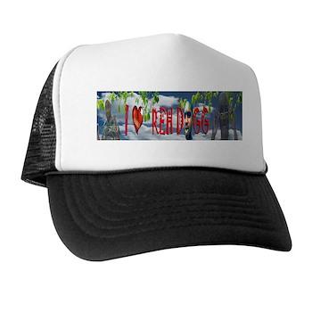 I love Reh Dogg Hat