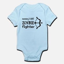 Mommy's Little Zombie Fighter Body Suit