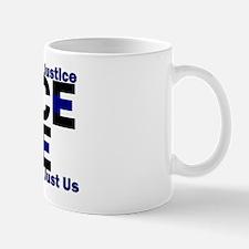 PoliceWives Justice Mug