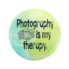 Photography is My Therapy Button