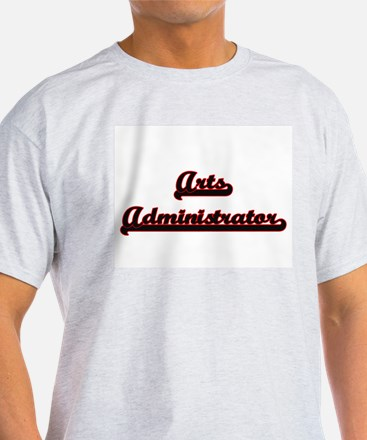 Arts Administrator Classic Job Design T-Shirt