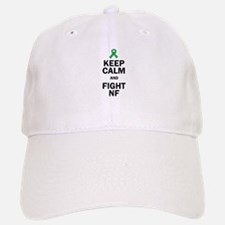 Keep Calm and Fight NF Baseball Baseball Baseball Cap