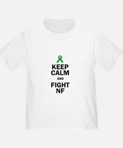 Keep Calm and Fight NF T-Shirt