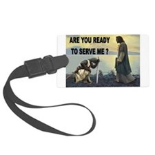 CRUSADER Luggage Tag