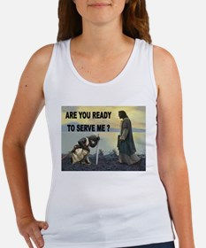 CRUSADER Tank Top